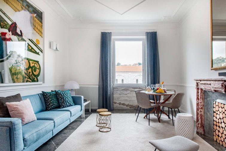 Suite Via Roma. Moderno ed artistico appartamento stile Crafsman