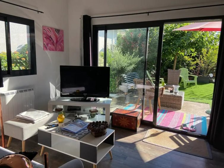 Airbnb La Teste-de-Buch - Petite maison T2 50 m²- 2pers+bébé/Bassin Arcachon