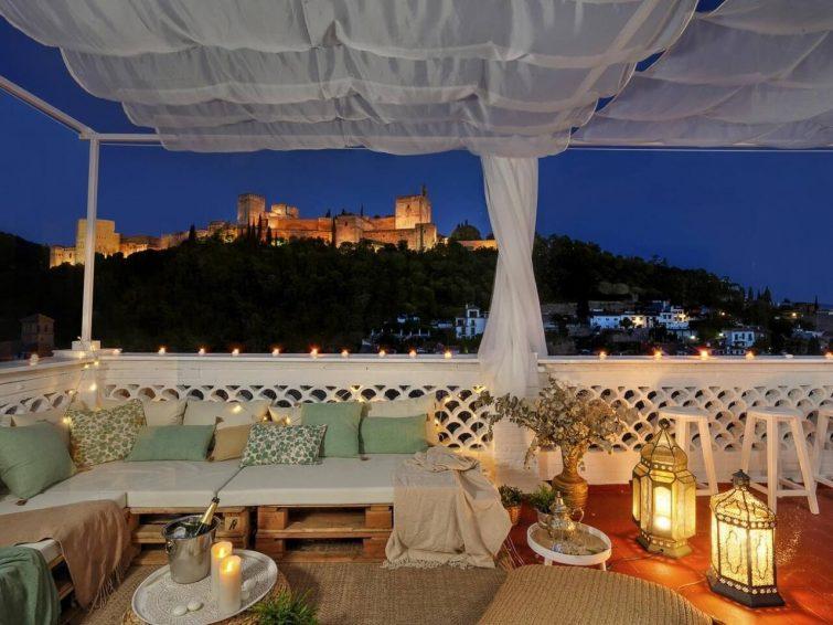 The Alhambra Villa 1001 Dreams