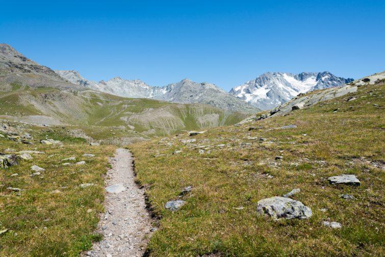 Val Thorens - activités outdoor été randonnée