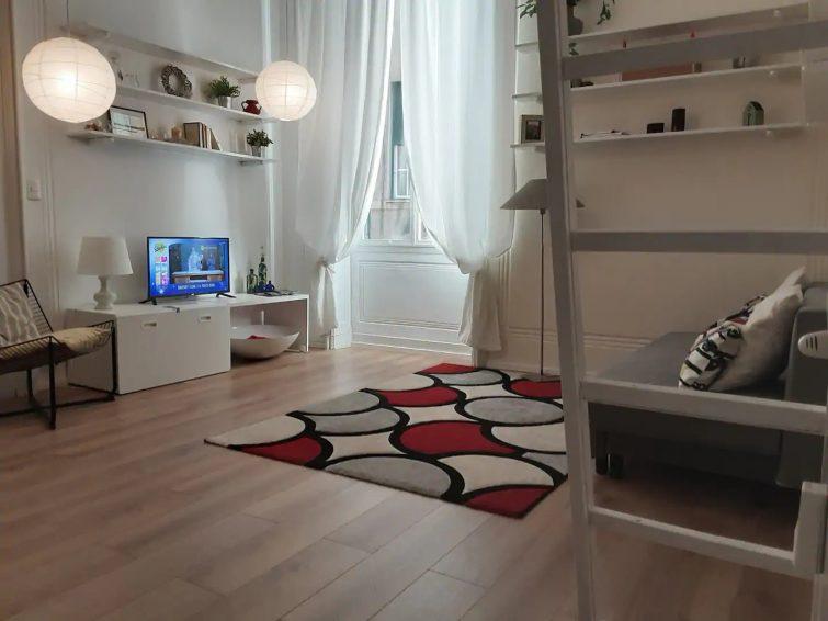 Airbnb à Gênes : appartement du centre