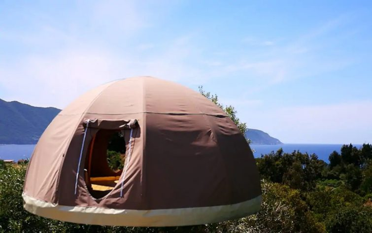 Airbnb Corse tipi