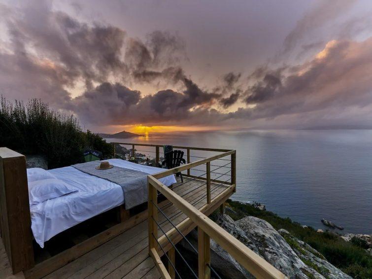 Airbnb en Corse