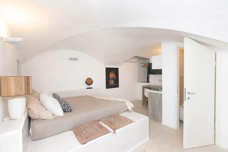 Airbnb à Gênes : le studio design