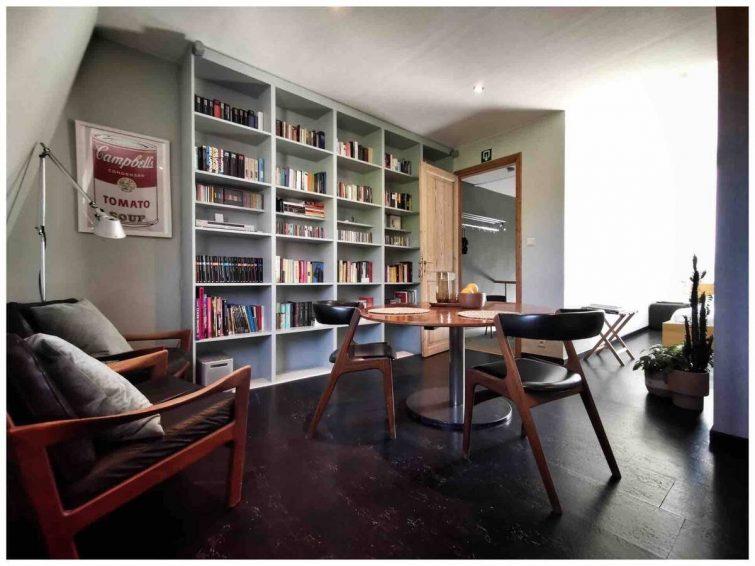 Studio comfort 40m2 au centre de Gand