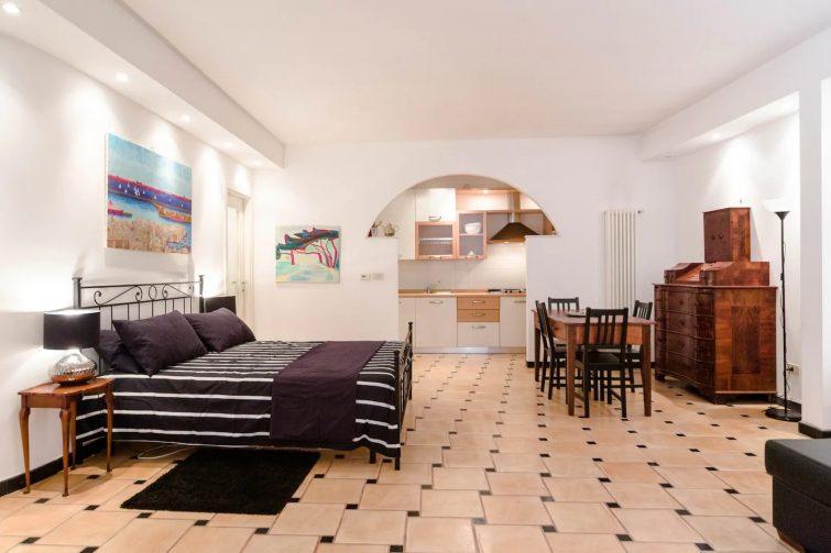 Airbnb à Gênes : la casa antique