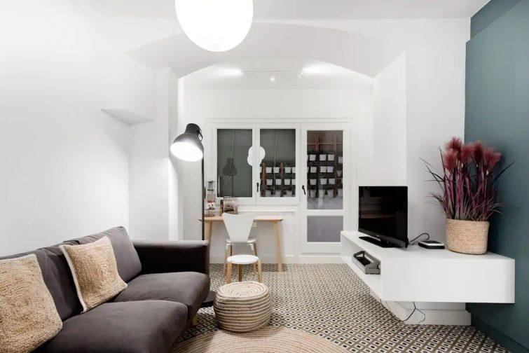 Nuevo Apartamento modernista en el Barri Vell