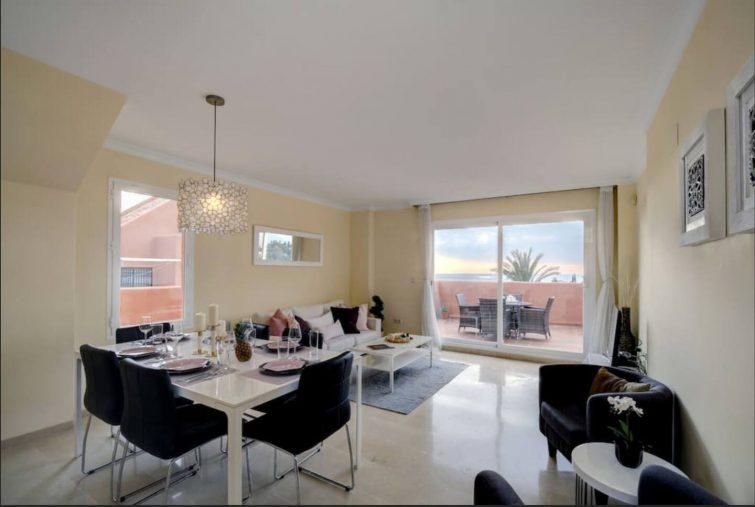 Gorgeous Duplex Penthouse in Marbella