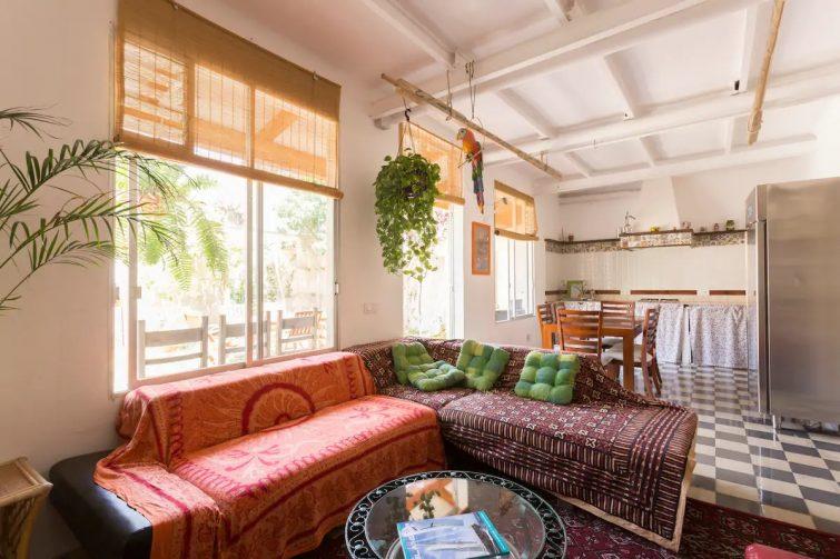 Airbnb à Palma : maison avec piscine