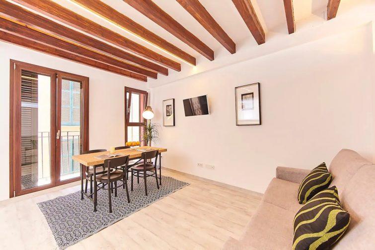 Airbnb à Palma : appartement moderne