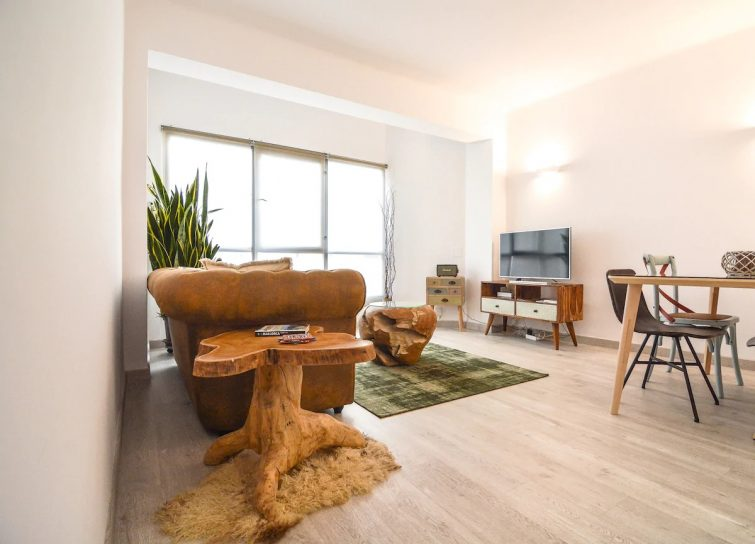 Charming contemporary flat in the heart of Palma