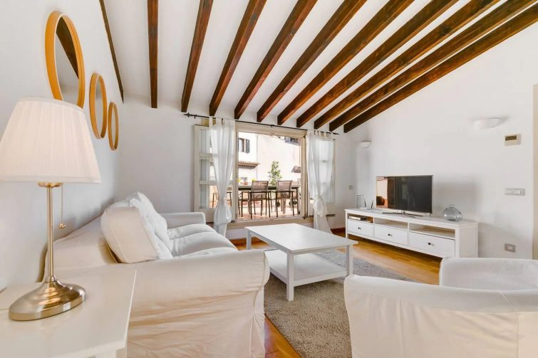 Airbnb palma : appartement luxueux