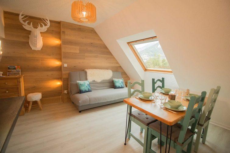 Le Cerf des Neiges de Lans-en-Vercors airbnb Villard-de-Lans