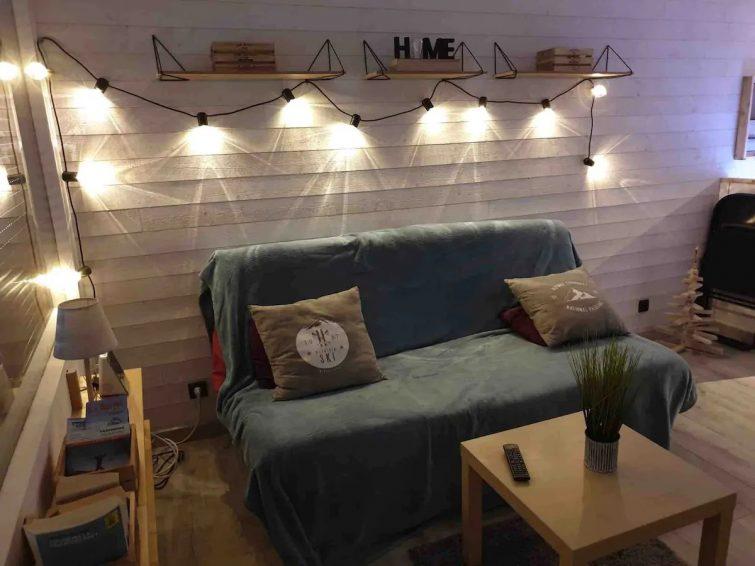 studio chaleureux, rénové airbnb Villard-de-Lans