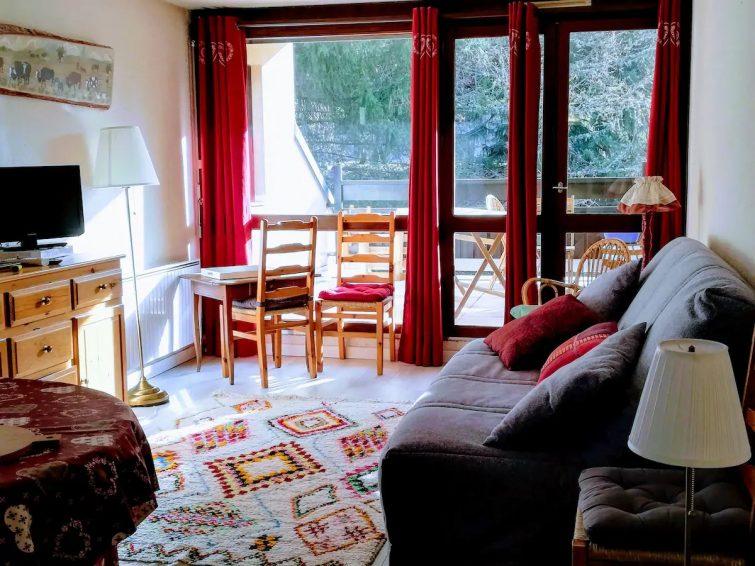 airbnb Villard-de-LansGrand studio 34 m2 à Villard de Lans proche Centre