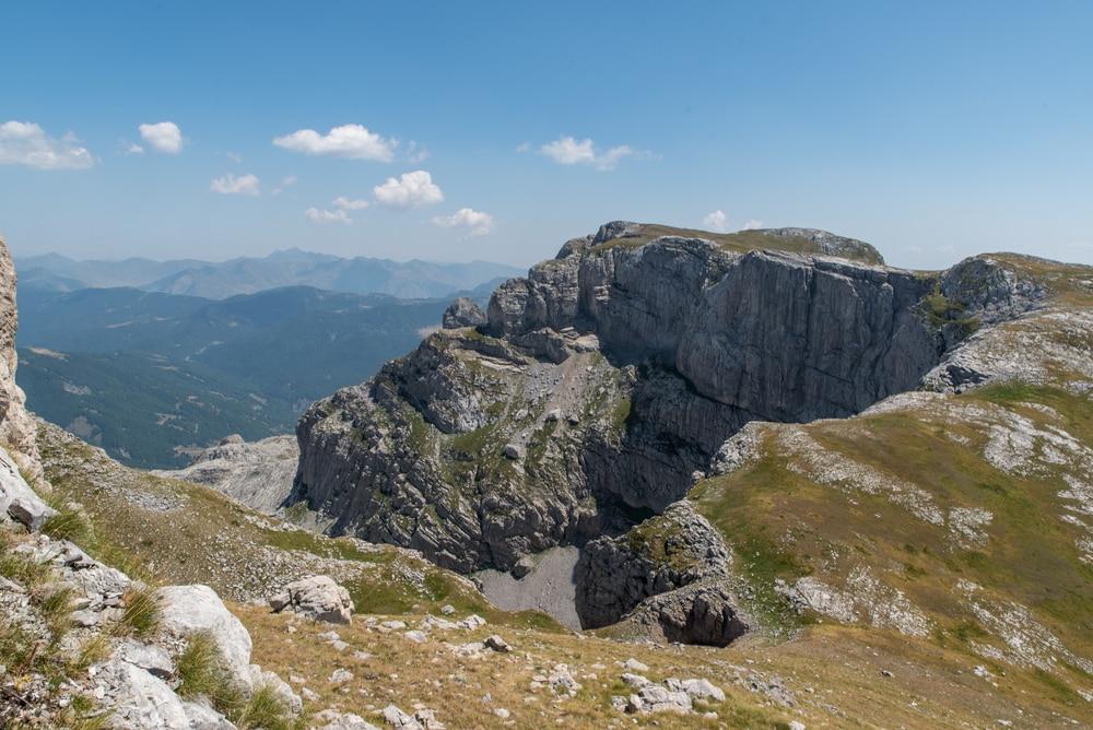 Au sommet du Zla Kolata