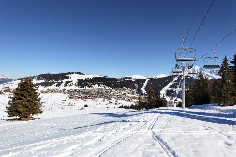 Stations ski familiales des Alpes : Les Saisies