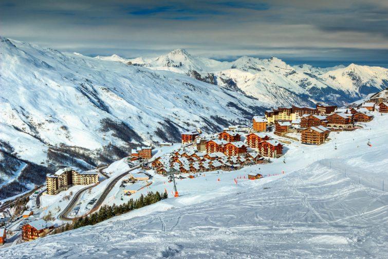 Stations ski familiales des Alpes : Les Menuires