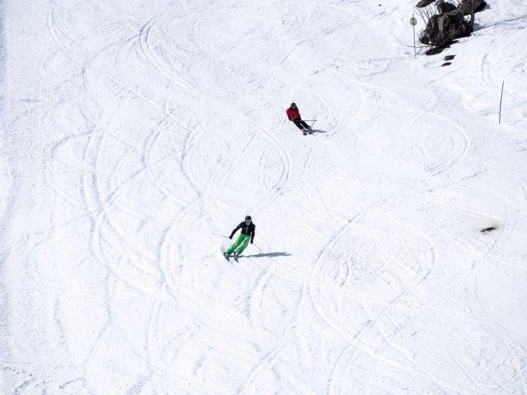 Stations ski familiales des Alpes : Praz-de-Lys Sommand