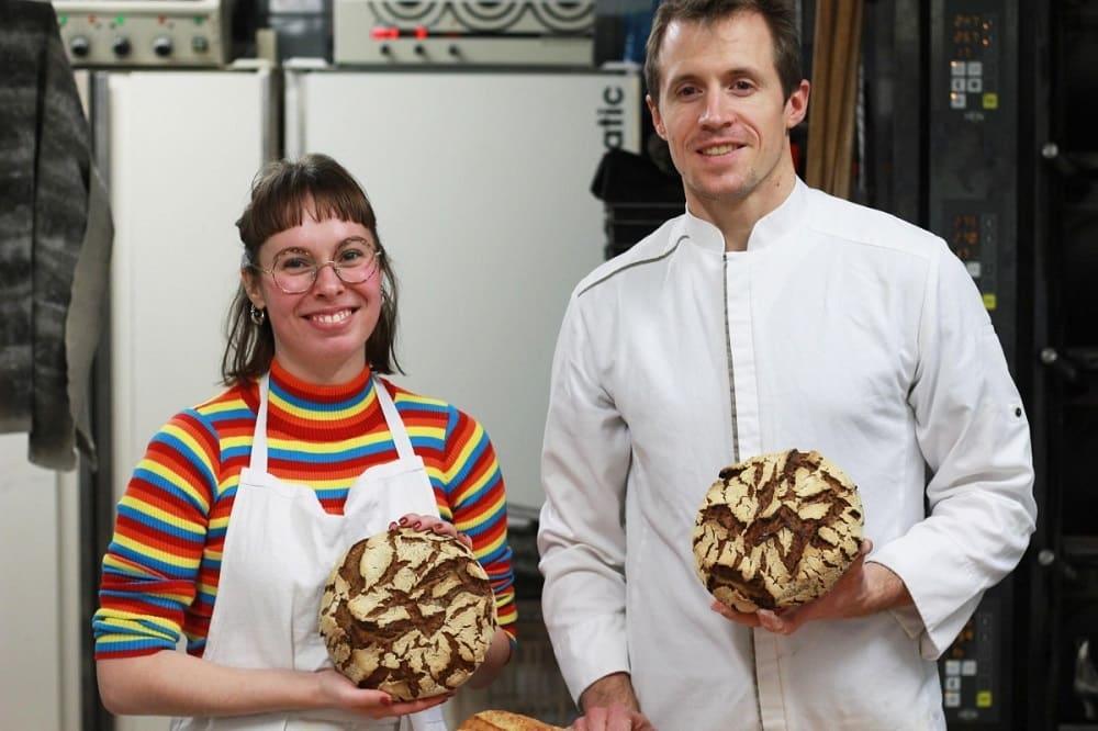 Un atelier pour créer son pain