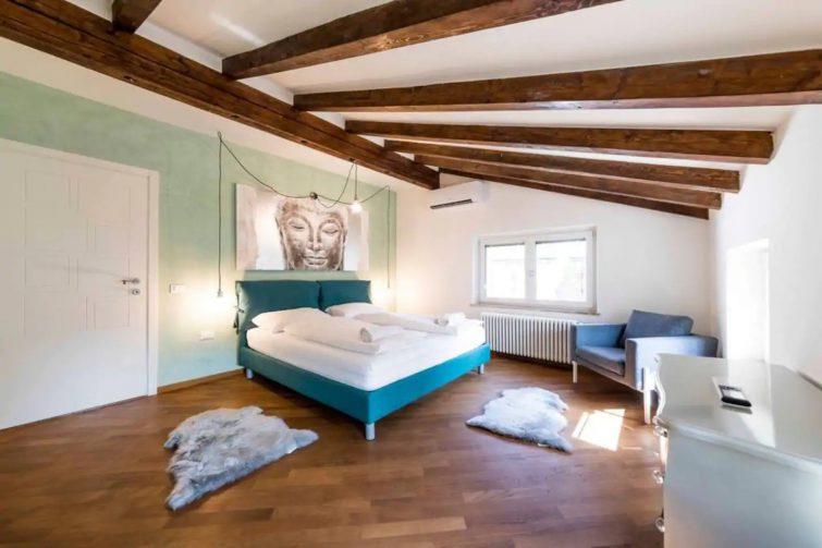Splendide appartement avec poutres apparentes