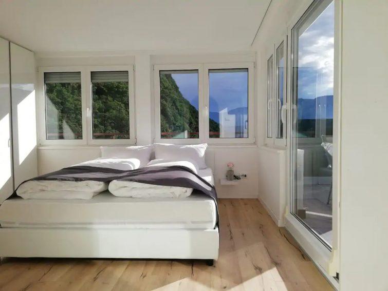 Appartement avec vue sur les Dolomites