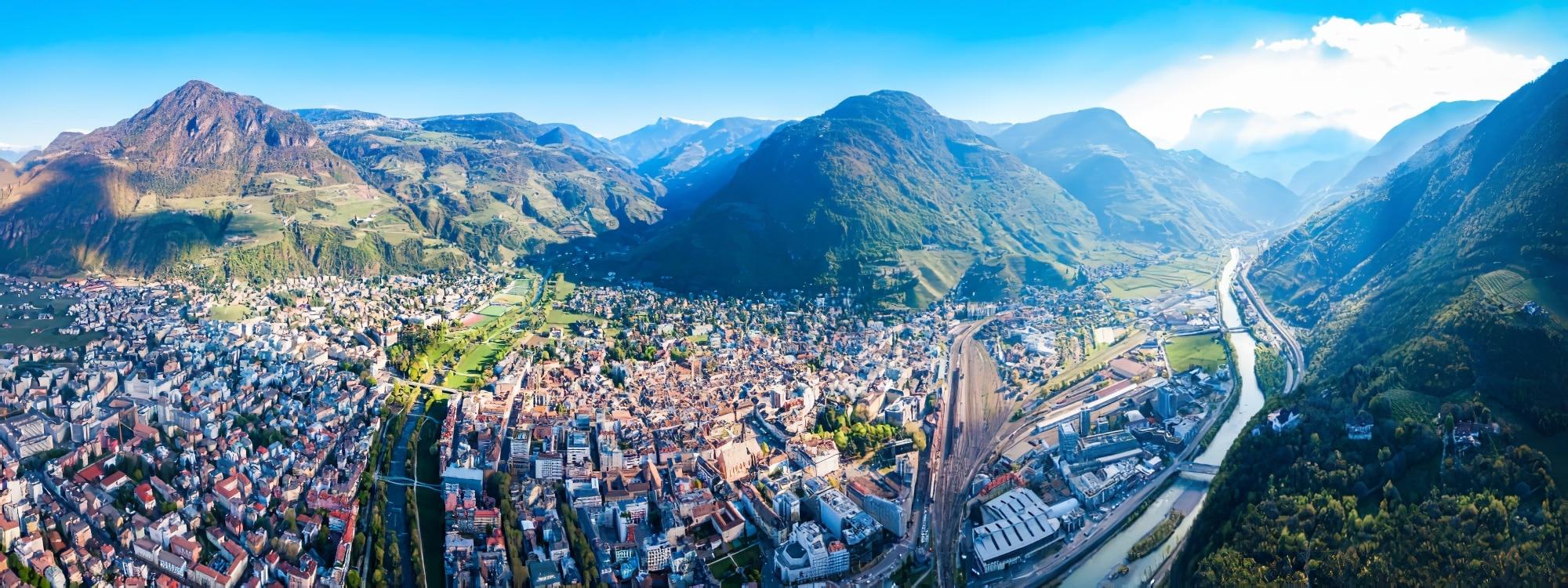Où loger à Bolzano ?