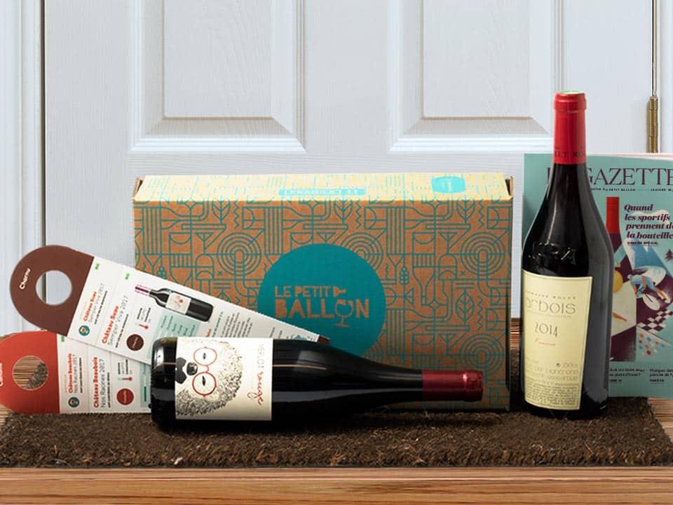 Une box pour découvrir les vins du monde