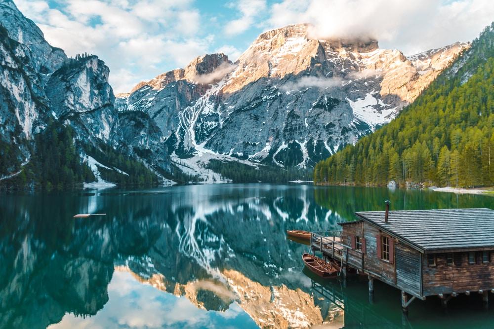 Le Lac de Braies