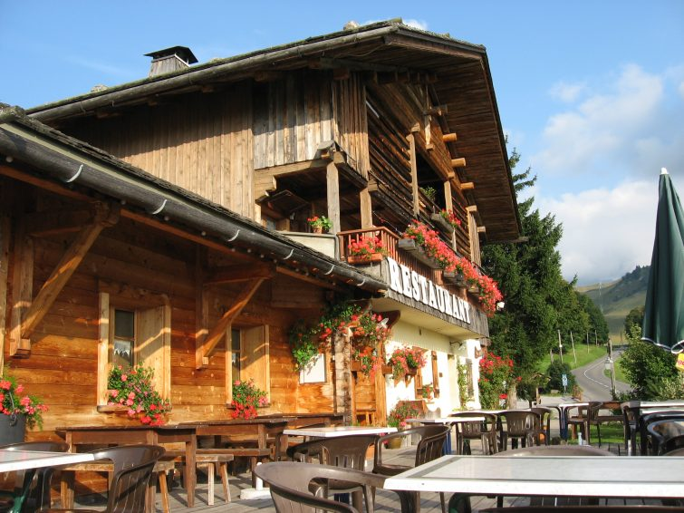 Restaurant Chalet Venay, Grand Bornand