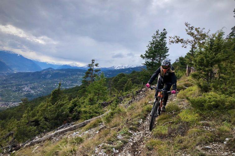 Excursion en Mountain Bike