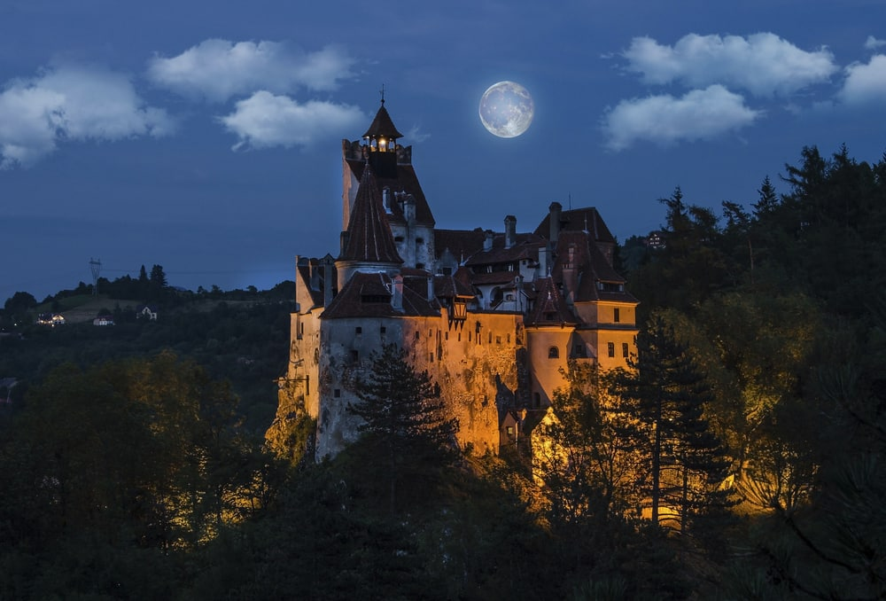 Le Château de Bran