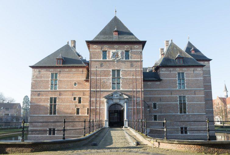 château des ducs du Brabant - turnout