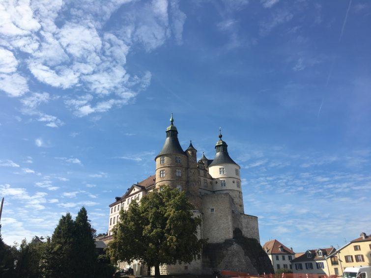 Chateau montbéliard