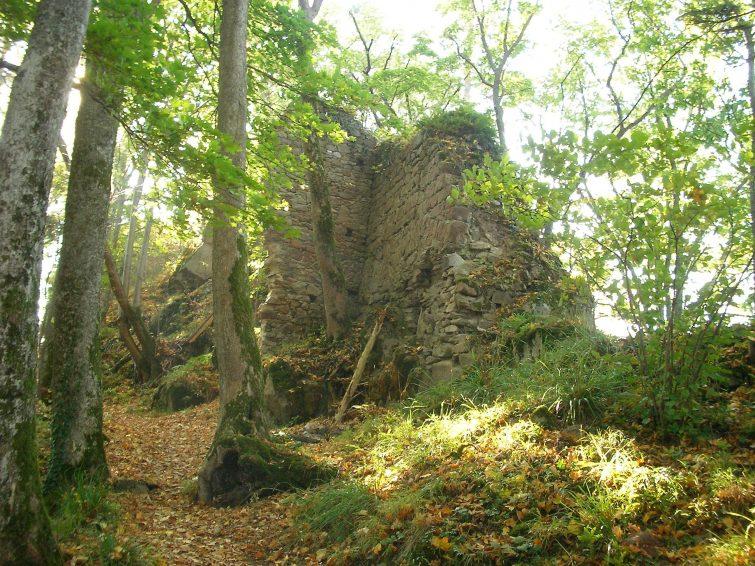 château de Bilstein