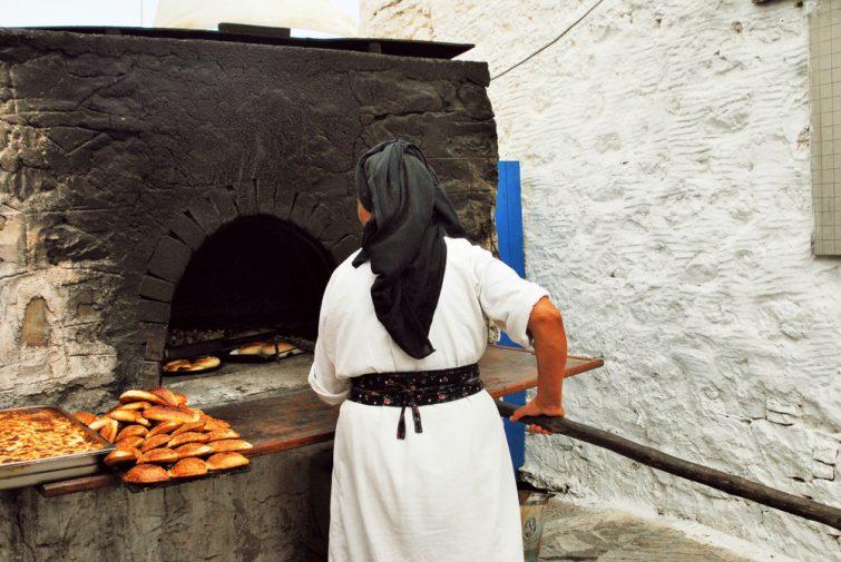 Cuisine visiter Kharpatos