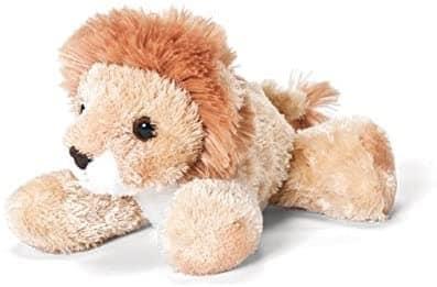 Un doudou lion