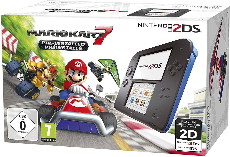 Une Nintendo DS + Mario Kart 7