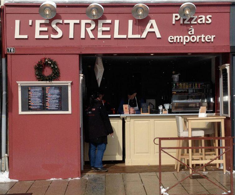 Pizzeria l'Estrella