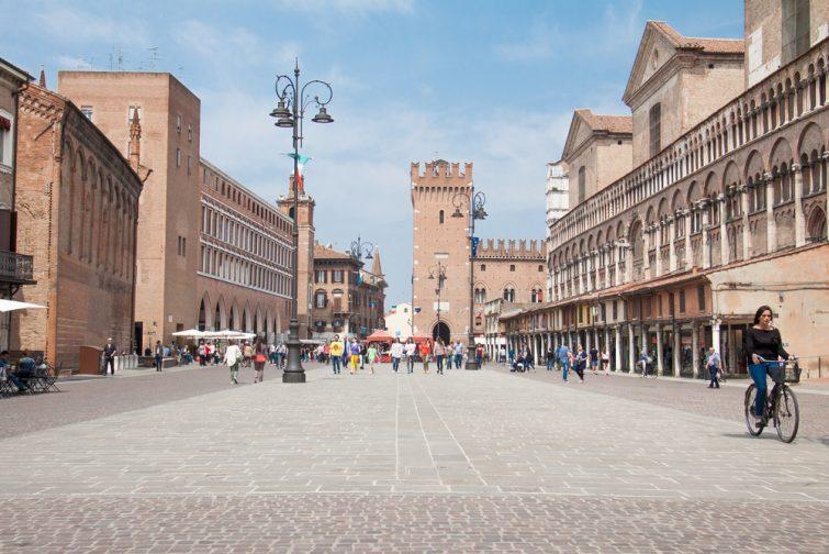 La Piazza Trento e Trieste