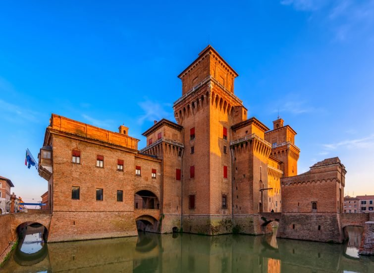 Visiter Émilie-Romagne : Ferrara