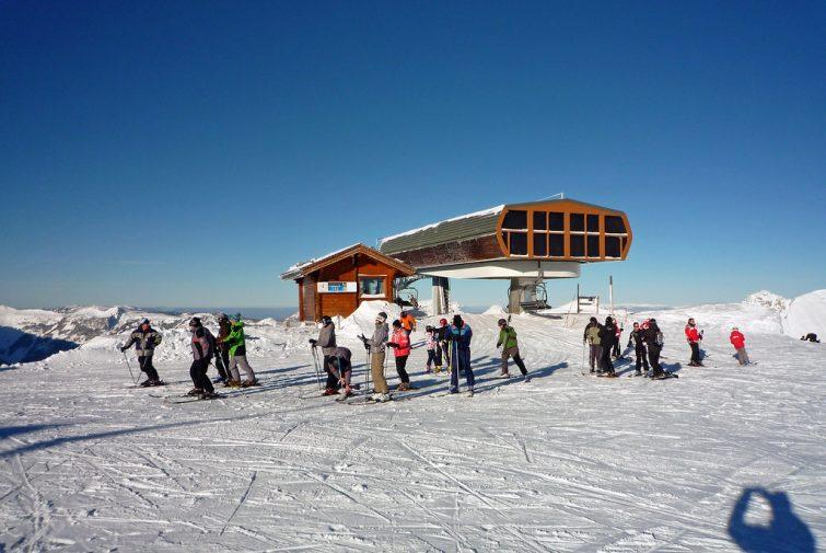 Cours de ski au Grand-Bornand