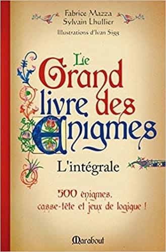 Le grand livre des énigmes