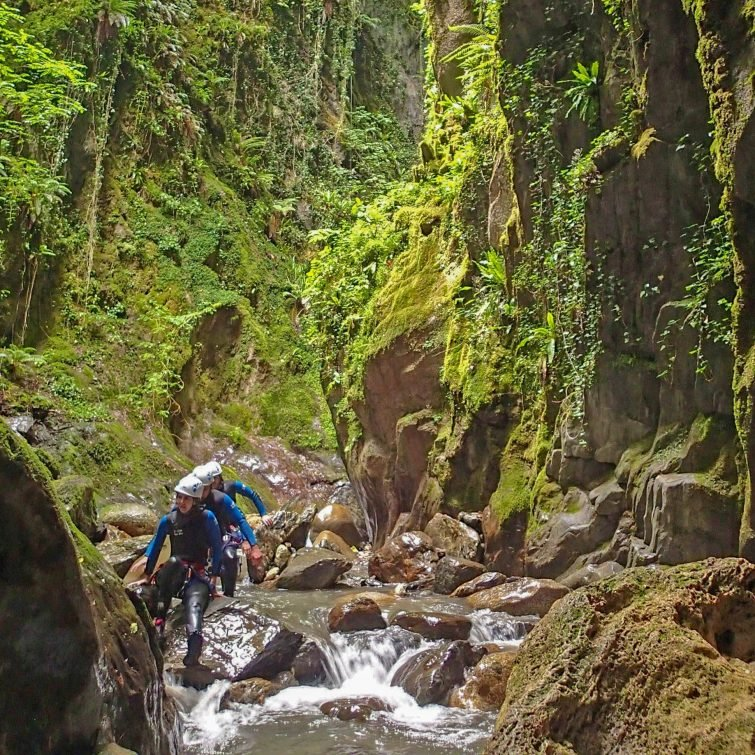 Canyoning près de Grand Tourmalet