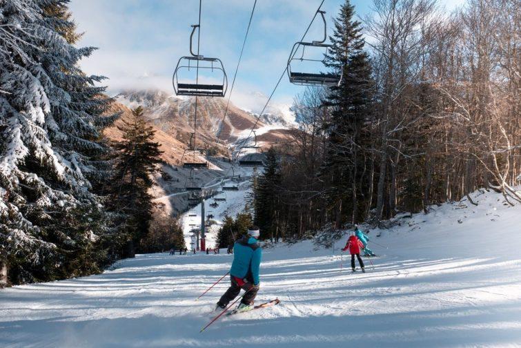 Activités outdoor à Grand Tourmalet : ski
