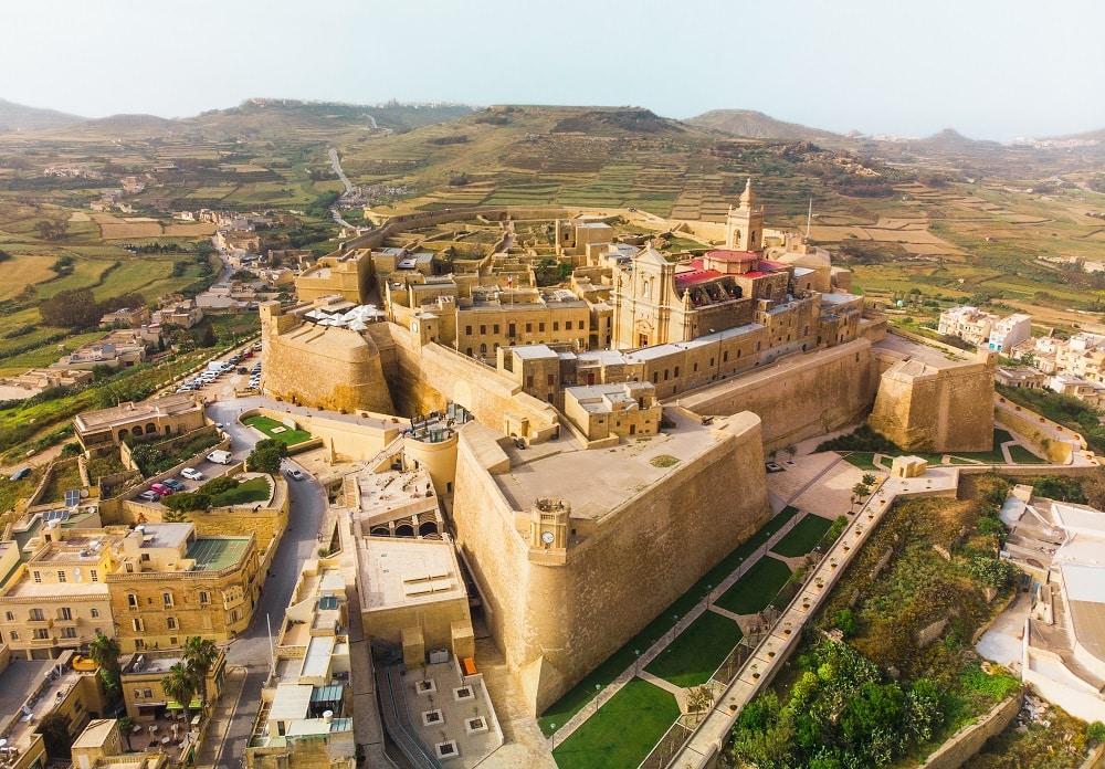 Ir-Rabat, Gozo, Malte