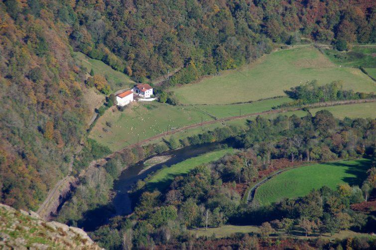 Jara pays basque