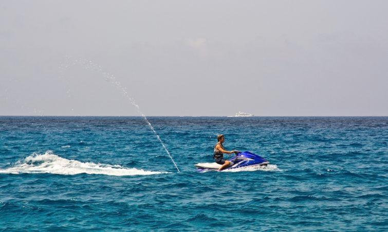 Jet-ski à Majorque