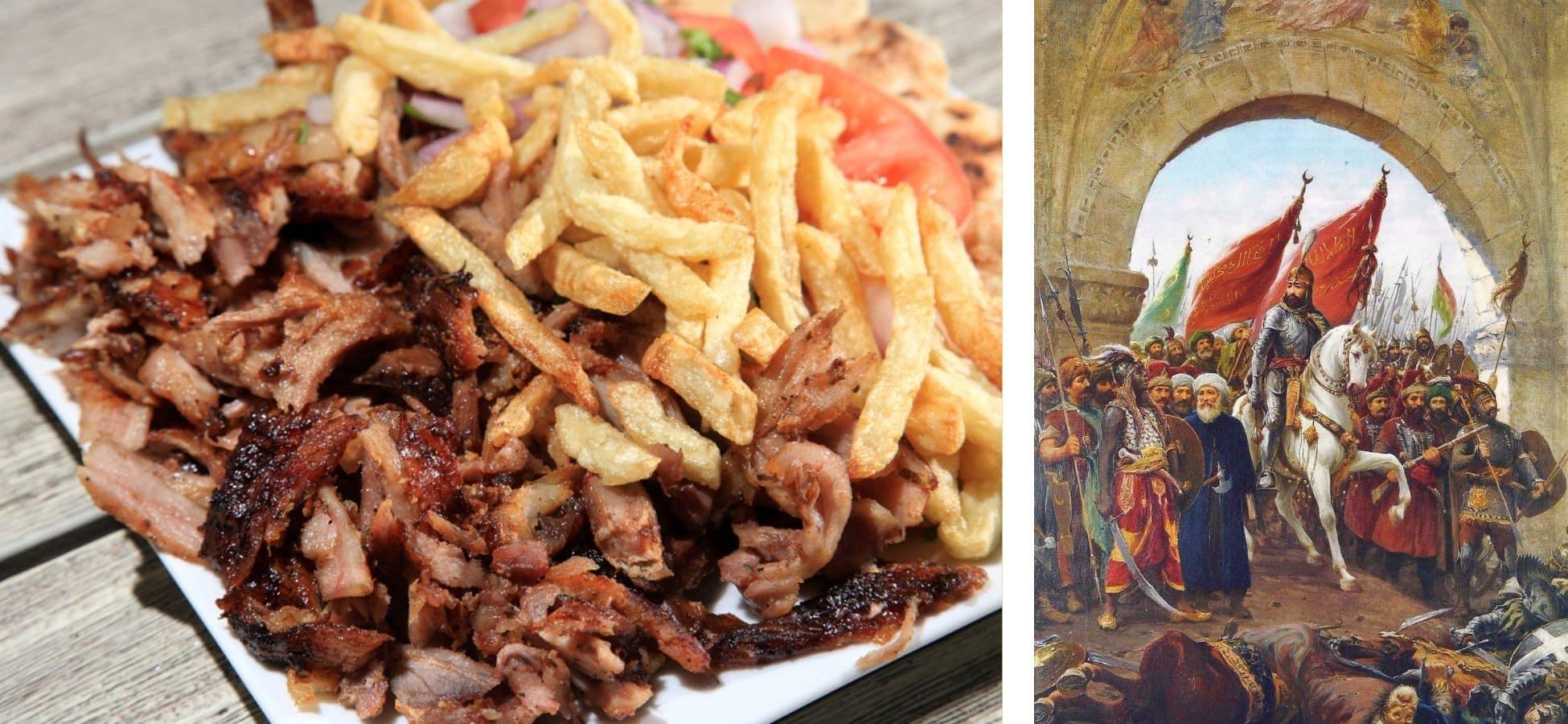 Kebab x Empire Ottoman