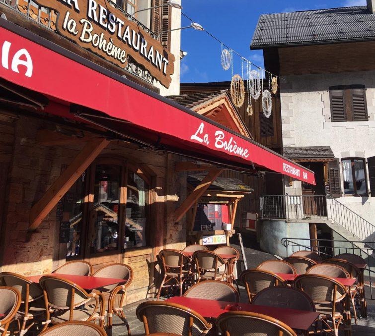 Restaurant La Bohème